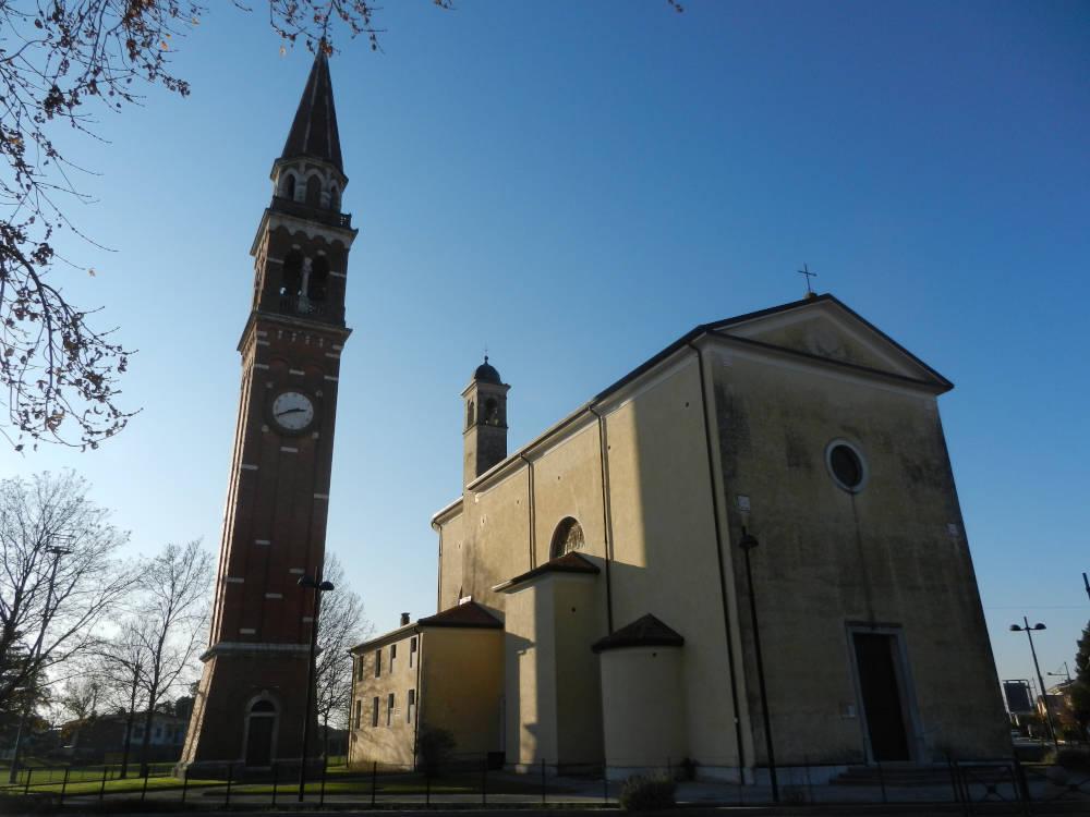 Chiesa parrocchiale di Albina di Gaiarine